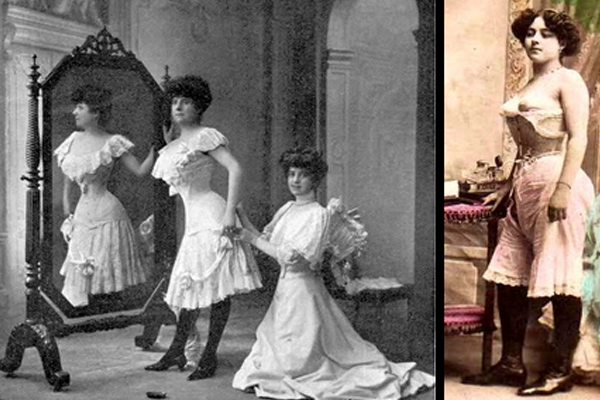 Vêtements érotiques dames