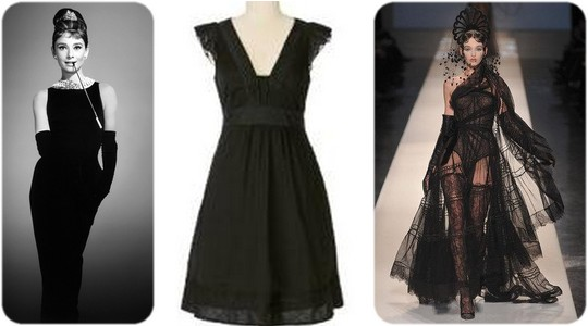 60e0734f161 Modele de la petite robe noire
