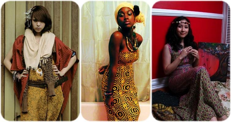 Le Style Ethnique thread&needles - la communauté couture