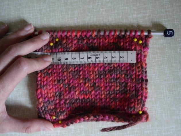 tricoter trop serre